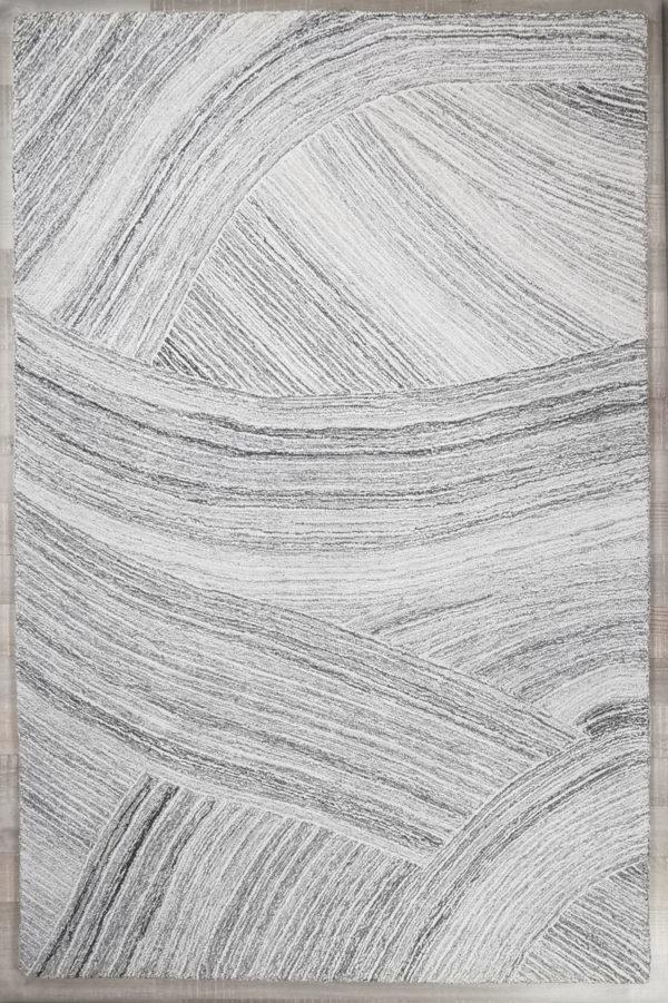 ECO LOOP 812 hellgrau 120x180cm